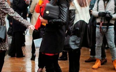 Olivia Palermo Fur Style