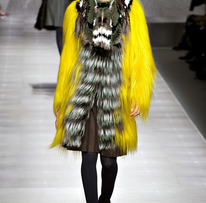 Fendi y Karl Lagerfeld